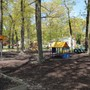 Pasadena Early Learning Center Photo #3 - Our shaded playground that encourages play and imagination...
