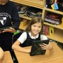 St Martin's-in-the-field Episcopal School Photo - iPads in action at St. Martin's.