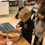 The Academy Of Saint Matthias The Apostle Photo #4 - Kindergarten makes Pumpkin pies.
