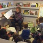 The GreenMount School Photo #4 - Nancy Patz came to visit our school and read to the 3rd grade class.