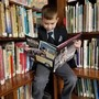 The Tome School Photo #5 - Reading in the library