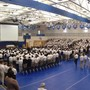 Catholic Central High School Photo - An All-School Mass in our main gym