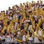 "De La Salle Collegiate Photo #2 - This is a picture taken from a home football game. As you can see ""Pilot Pride"" runs deep."
