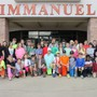 Columbus Christian Academy Photo #9 - 5th and 6th grade participate in Wacky Day during Homecoming week