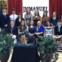 Columbus Christian Academy Photo - National Honor Society Induction Ceremony