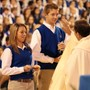 Bishop Gorman High School Photo #6 - Students during mass