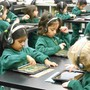 St Helena School Photo - Students in all grades have access to multiple learning tools, including iPads and SmartBoards.