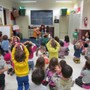Early Childhood Program at Temple Beth Ahm Yisrael Photo - Music with special guests is always fun!