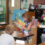 Lakewood Christian Schools Photo #4 - Art is important at LCS. 1st - 5th grade students attend weekly art classes taught by an art specialist. Middle school students have a variety of art classes to choose from.