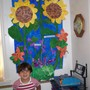 Seed Day Care Center (The) Photo #4 - We represented in art what we learned about sunflowers