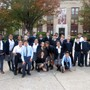 St. Gabriel Elementary School Photo - Grade 8 attends Respect Life Mass at Cardinal Hayes High School