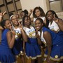 St. Joseph High School Photo #4 - Did somebody say champions? That's right! We took the crown this year, #SJHSSteppers