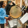 Emerson Waldorf School Photo #9 - Middle School band practice