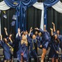 Canyonville Academy Photo #2 - Excited students graduating