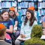 Portland Jewish Academy Photo #4 - Students learning Hebrew and Jewish Studies. PJA is open to students of all faiths and backgrounds.