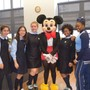 Jw Hallahan Catholic Girls' High School Photo #8 - Mickey Mouse is our mascot!