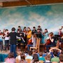 River Valley Waldorf School Photo #10 - Orchestra rehearsal underway for an evening performance.
