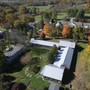 Solebury School Photo - A bird's eye view of Solebury's beautiful 140-acre campus
