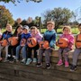 Windmill Day School Photo - WE LOVE THE OUTDOORS!!! Either on our 27 acres or down at Peace Valley Nature Center and Lake Galena...a short hike down the road!