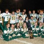 Hendersonville Christian Academy Photo #3 - The 2012 State Championship Team with the cheerleaders who supported them all year.
