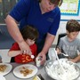 Pinebrook KinderCare Photo #8 - Cooking class with Ms. Lori