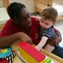 Pinebrook KinderCare Photo #3 - One on one time with Ms. Stefanie