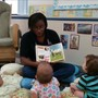 Pinebrook KinderCare Photo #4 - Story time with Ms. Stefanie