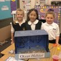 Prestonwood Christian Academy Photo #1 - PCA 1st graders presenting their habitats.