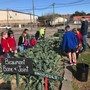 St. Anne Catholic School Photo #7 - Students working and learning in the Giving Field. All food grown in the field is donated to the local soup kitchen.