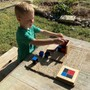 The Montessori Academy Photo #9 - Early Childhood Math Binomial Cube - Outdoor Classroom