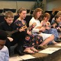 Summit Christian Academy Photo #7 - We have a very strong music program. Most SCA students participate in our ukulele, handbells, handchimes, and vocal choirs. We have several performances per year at the school and all over the valley.