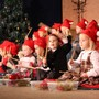 Newcastle Preschool Photo #8 - Newcastle preschool students perform twice annually for parents, siblings and grandparents