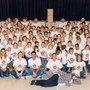Cornerstone Christian School Photo - The entire school participates in Serve A Thon each year. Here we just packed 20,000 meals for the Blue Ridge Area Food Bank!