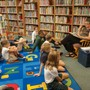 Fredericksburg Christian School Photo #6 - Library time for students in kindergarten through 5th grade.