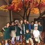 Green Hedges School Photo #8 - Grade 2 enjoys a beautiful Fall day.