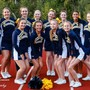 Tacoma Baptist Schools Photo #4 - 2017-18 Cheerleaders