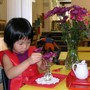 Montessori Child Development Center Photo #2 - Flower Arranging