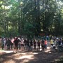Palo Alto Prep Photo #2 - We start the year out with an all school ropes course in the Santa Cruz Mountains