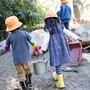 Pasadena Waldorf School Photo #8 - Cooperation and collaboration starts in preschool.