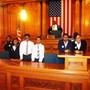 Garden Homes Lutheran School Photo - Our student council--The G-House of Representatives--works with students, staff, and school administration to make the school better.