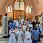 Sacred Heart Catholic School Photo - Sacramental preparation is included for First Communion and First Reconciliation. Any student, regardless of their age, who is not already baptized is guided towards that sacrament with the assistance of our Pastor and Deacons.