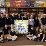 St. Mary Parish School Photo #10 - At St. Mary Catholic School, each class works with a different parish ministry partner to ensure that service is embedded in our academic program. Our 6th grade class works with Pathfinders, an organization providing support to homeless youth.