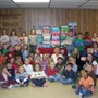 Marshall Christian Academy Photo - MCA collected over 145 shoeboxes for Operation Christmas Child. These shoeboxes were sent to children all over the world at Christmas.