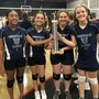 Commonwealth Academy Photo - 2020 Girls Volleyball Team Champions