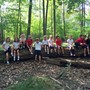Academy Of The Sacred Heart Photo #7 - Primary students enjoy the outdoors.
