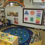 Wadsworth KinderCare Photo #4 - Toddler circle time area.