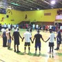 Sandra Luraas Photo #6 - Prayer Before Tournament in the Bahamas