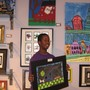 Monarch Center for Autism Photo #4 - Art show created by Monarch School students