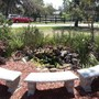 Hope Ranch Learning Academy Photo #4 - Our meditation fountain and garden is a great spot to defuse from the day's stress and just think and relax.