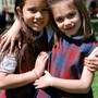 Brookewood School Photo - Brookewood girls make fast and long-lasting friendships.